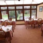 dining room gardenm view